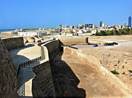 Bahrain Fort - Castles, Palaces and Fortresses