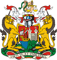 City of Bristol - Coat of arms