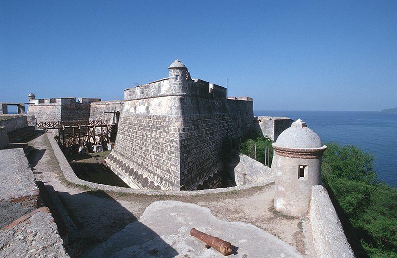 The Citadel of San Pedro de la Roca, Cuba