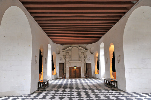 Chateau de Chenonceau - Castles, Palaces and Fortresses