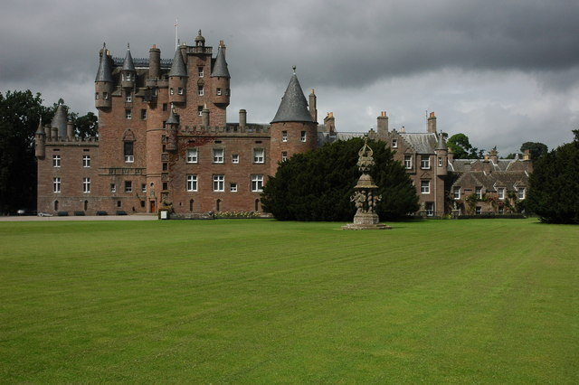 Glamis Castle Castles Palaces And Fortresses