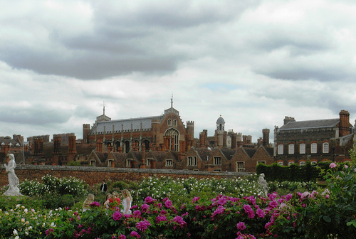 Hampton Court Palace And Garden