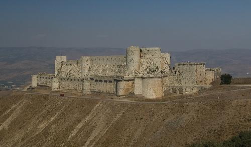 Krak des Chevaliers - Castles, Palaces and Fortresses