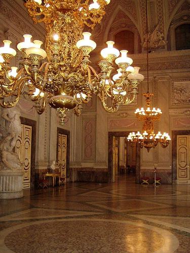 Reggia di caserta castles palaces and fortresses - Interior designer caserta ...