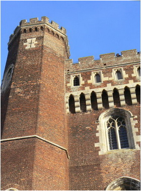 Tattershall Castle detail