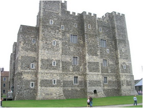 The Keep of Dover Castle