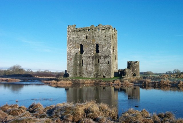 Threave Castle Castles Palaces And Fortresses