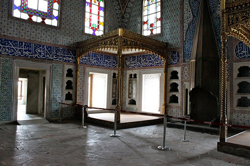 Topkapi Palace - Castles, Palaces and Fortresses