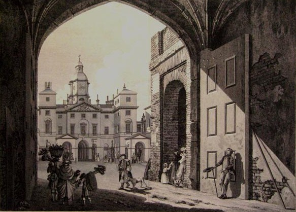 Whitehall Palace Castles Palaces And Fortresses