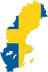 Castles In Sweden Castles Palaces And Fortresses - Sweden map of country