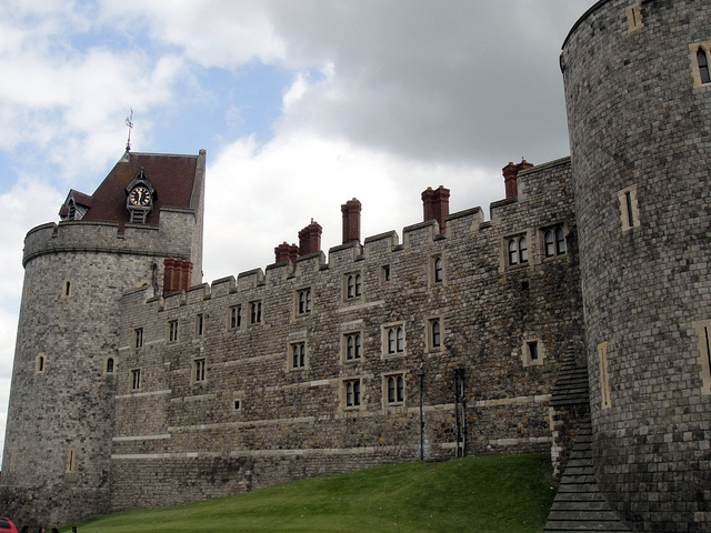 Windsor Castle Castles Palaces And Fortresses